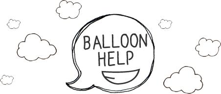 BALLOON HELP